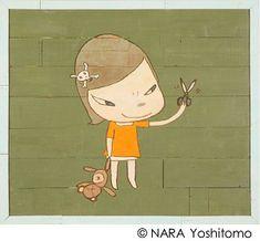 NARA Yoshitomo / Yoshitomo Nara / 奈良義智