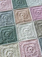 beautiful granny square