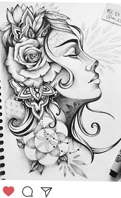 I would so do this tattoo with the one person I so much adore n love ❤ Bild Tattoos, Love Tattoos, New Tattoos, Body Art Tattoos, Tattoos For Women, Tattoo Sketches, Tattoo Drawings, Drawing Sketches, Graffiti Tattoo