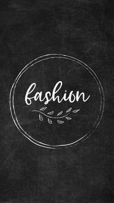 Free Chalkboard Instagram Highlight Covers - Fashion #Chalkboard #InstagramHighlights