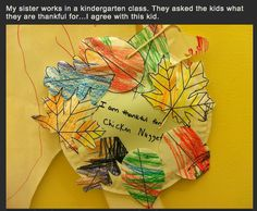 They take time to appreciate the little things in life: | 19 Reasons Why Kindergarteners Are The Smartest People On Earth
