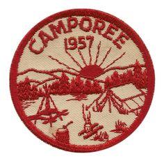 Retro Camp Swag | Camporee 1957