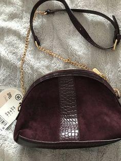 Kup teraz na Allegro.pl za 40 zł - ORSAY fiolet bakłażan torebka listonoszka (9904475306). Allegro.pl - Radość zakupów i bezpieczeństwo dzięki Programowi Ochrony Kupujących!