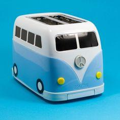 campervan-toaster, sooooo want one of these!!!