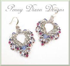Penny Dixon Designs: earrings
