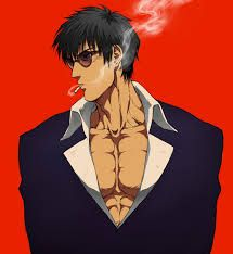 No Name Inspiration #3 Nicholas D Wolfwood From Trigun