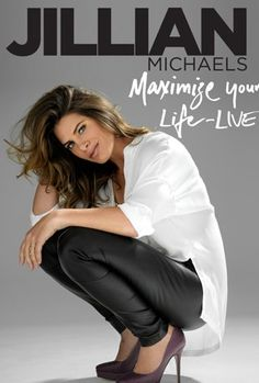 Watch Jillian Michaels: Maximize Your Life - LIVE Online | Vimeo On Demand