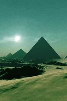 I want to go to Egypt and see the great pyramids.