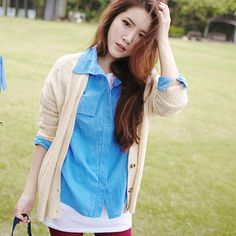 Buy 'Tokyo Fashion – Tab-Sleeve Dip-Back Shirt' at YesStyle.com plus more Taiwan items and get Free International Shipping on qualifying orders.