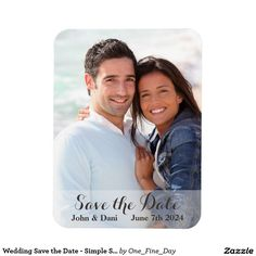 Wedding Save the Date - Simple Script