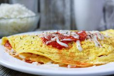 A savory breakfast with all the flavors of your favorite pizza! No special ingredients needed, and only a few minutes to make. This recipe is low carb, gluten free,