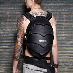 Pangolin Backpack made from recycled tyres and hand assembled - as seen at Paco Design Store