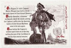 Cool feature on the back of the label of Captain Morgan Black Spiced Rum is an inner label featuring a mirror image of the iconic captain as a skeleton as well as the legend of the actual Captain Henry Morgan. Henry Morgan, Captain Morgan, Good Rum, Morgan Black, Spiced Rum, Pirate Life, Ron, Pirates, Spices