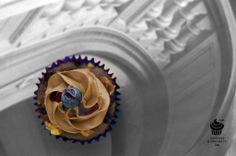 mix berry choco cupcakes