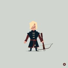 Tyrion Lannister - Jerry Liu - Game of Thrones - illustration