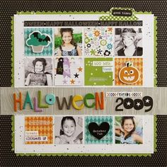 Nouveau Concours! Inspiration Halloween