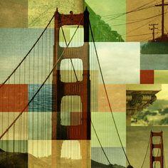 """Jay Kelly """"Golden Gate Bridge"""""""