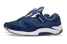 WHITE MOUNTAINEERING x SAUCONY GRID 9000 2014 COLLECTION | Sneaker Freaker
