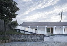 Gallery of Qingyuan Young Professors' Club / The Architectural Design and Research Institute of Zhejiang University - 7