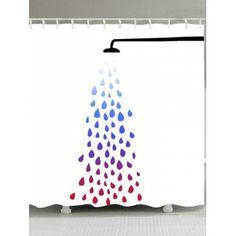 fa469350d85 Waterproof Taking Bath Print Shower Curtain. Bath ShowerCheap Shower  CurtainsFree ShippingBathroomFashion ...