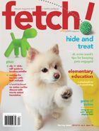 fetch! magazine from Petplan USA