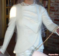 Девочки, радость аж распирает меня! Хочется поделится своей радостью-дочь вышла замуж! А поскольку свадьба должна состоятся зимой и необходимо было как-то утеплится.