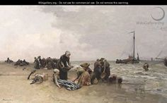 Sorting The Catch 3 - Bernardus Johannes Blommers