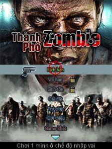 Thành phố zombies game kinh dị đã ra mắt rồi !
