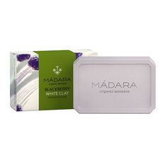 Madara – Sapun pentru fata purificator / mure White Clay, Organic Skin Care, Blackberry, Bags, Handbags, Natural Skin Care, Dime Bags, Blackberries, Totes