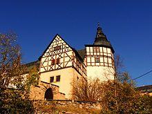 Schloss Kaulsdorf (Saale)