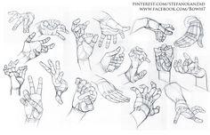 https://www.facebook.com/Bowh7/photos/?tab=album&album_id=520981004755002 #hand #anatomy