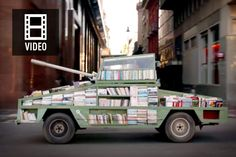 Weapon of Mass Instruction - A weapon of education in the streets of Buenos Aires