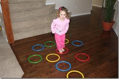 several toddler activity ideas