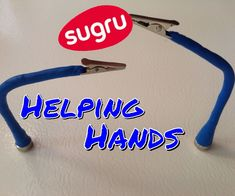 For our September Build Night with Sugru at Phoenix Asylum (Boulder, CO), I have decided to build a pair of Magnetic Helping Hands. I am also remixing an...