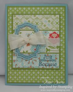 designed by Kim Score featuring Inspired by Stamping stamps