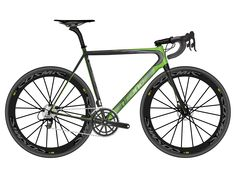 2017 Cannondale Supersix EVO Hi-Mod Disc Team Di2 Road Bike
