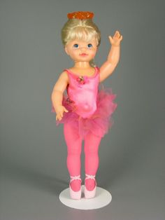 dancerina doll | 103.20: Mattels Dancerina | doll | Talking and Walking Dolls | Dolls ...
