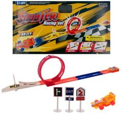Kole Shooter Racing Set * Check this awesome product by going to the link at the image. (Note:Amazon affiliate link)
