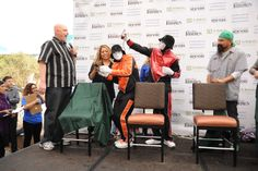 JABBAWOCKEEZ shaving heads and saving lives for childhood cancer research