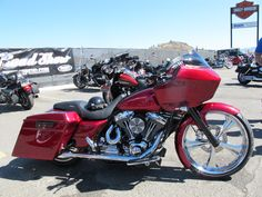 Jesse came in on sunday with his custom roadglide he had just finished. Tons more of custom mods. Harley Bagger, Harley Davidson Trike, Bagger Motorcycle, Harley Bikes, Harley Davidson Street Glide, Custom Baggers, Custom Motorcycles, Custom Bikes, Road Glide