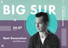 Beat Generation | Film Festival Concept Branding on Behance