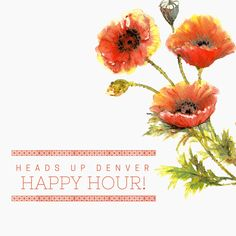 Heads Up Denver - Host a Happy Hour in the Month of April and I'll give you 3 FREE Bar Soaps!  And if one of your guests want to schedule a Happy Hour as well... they'll get 3 FREE Bar Soaps too!  It's not to late!  Call me today! (720) 288-8915