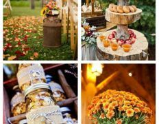 """Cozy And Warming Up Fall Bridal Shower Ideas """"Fall"""" in Love: Planning an Autumn Bridal Shower - Bridal Shower Ideas - Tropical Bridal Showers, Summer Bridal Showers, Modern Wedding Centerpieces, Wedding Table Settings, Fall Wedding Cakes, Wedding Ideas, Wedding Fun, Wedding Goals, Woodland Wedding"""