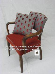 Discover recipes, home ideas, style inspiration and other ideas to try. Furniture, Painted Furniture, Armchair Vintage, Stylish Chairs, Armchair, Upholstery, Retro Armchair, Vintage Chairs, Redesign Furniture