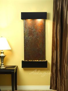 Wow this is an beautiful wall fountain I wish I had one in my home. And can you believe its only $1449.