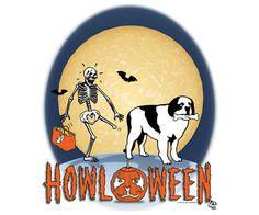 Howl-O-Ween T-Shirt $5.99 818