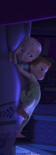Anna and Elsa :)