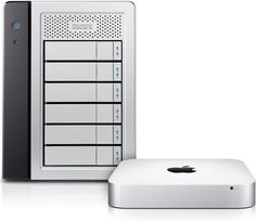 Mac mini with OS X Server — all you need for home media server functionality