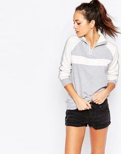 New Look | Спортивная куртка с молнией New Look