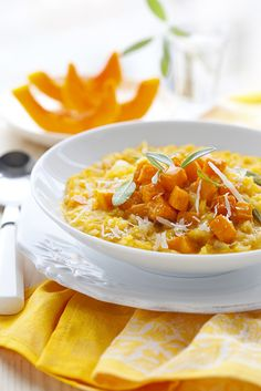 risotto alla zucca more risotto dice sweet comforter food sweet ...